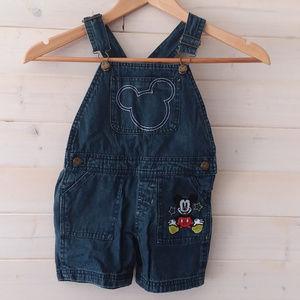 DISNEY BABY overalls